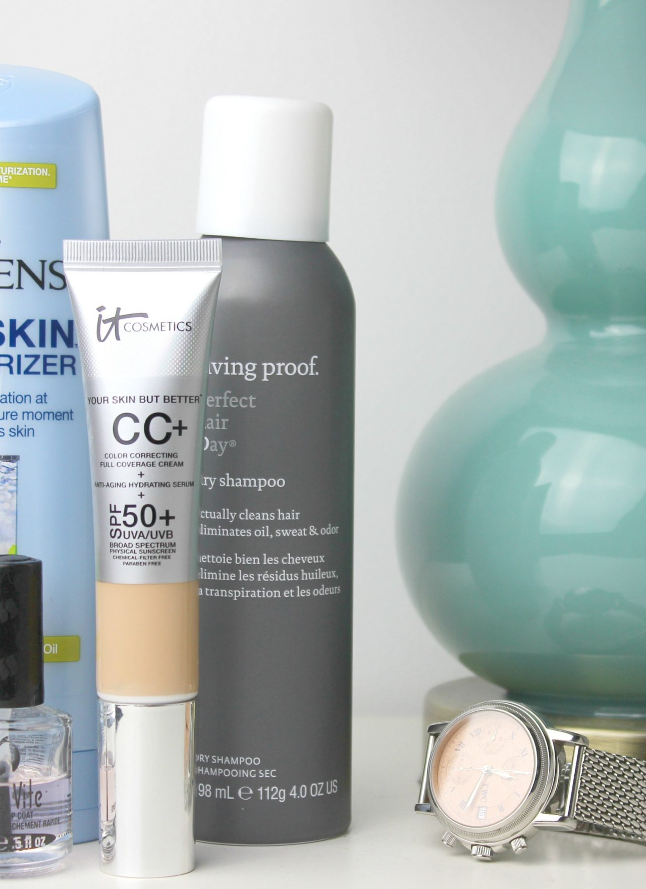 THE BEST TIME SAVING BEAUTY PRODUCTS