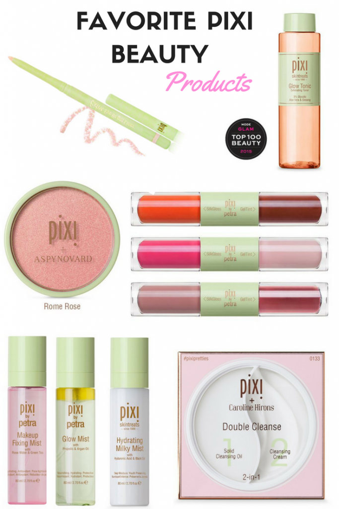 PIXI BEAUTY FAVORITE PRODUCTS | PIXI BEAUTY FAVORITES | BEST OF PIXI BEAUTY | DRUGSTORE BEAUTY | BEST DRUGSTORE BEAUTY | #PIXIPRETTIES