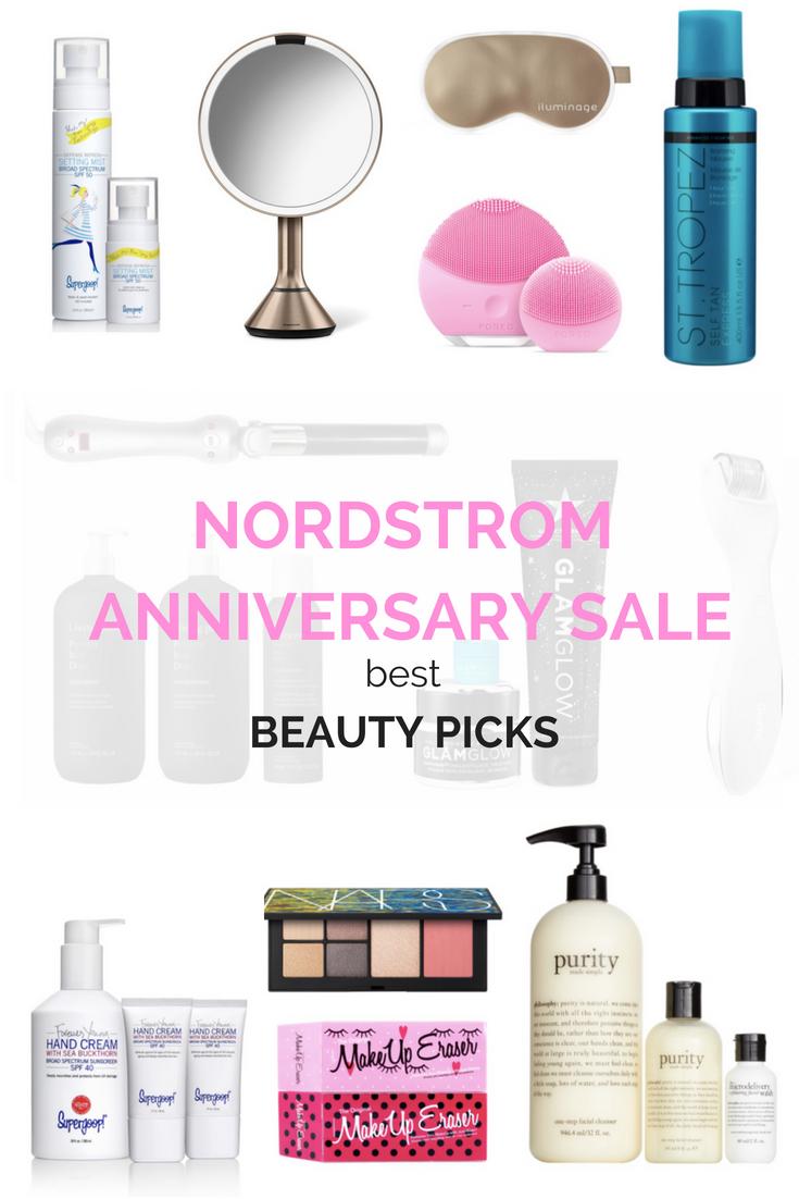 Nordstrom Anniversary Sale Best Beauty Picks