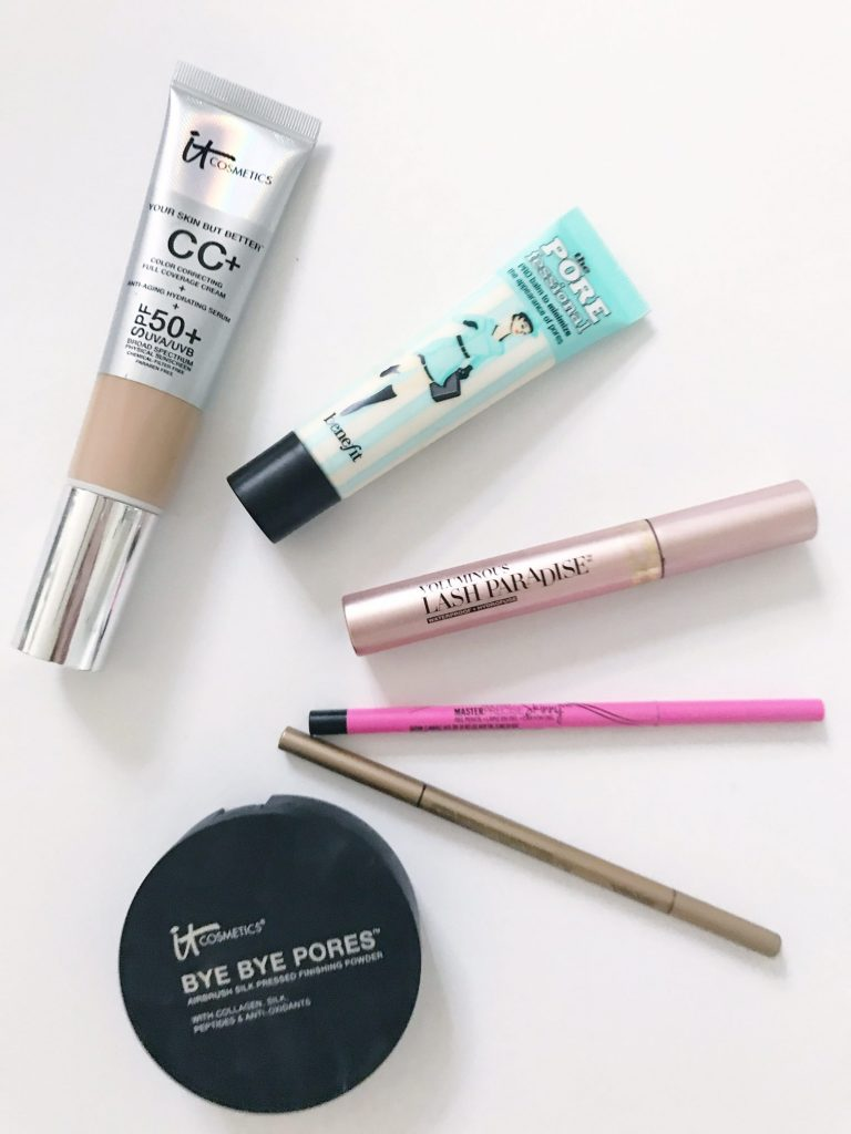MY TOP 6 BEAUTY ESSENTIALS THAT WILL HELP YOU LOOK YOUR BEST AND TAKE 10 YEARS OFF YOUR FACE.