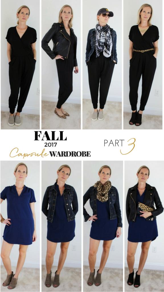 2017 FALL CAPSULE WARDROBE | #fashionadvice #momoutfits
