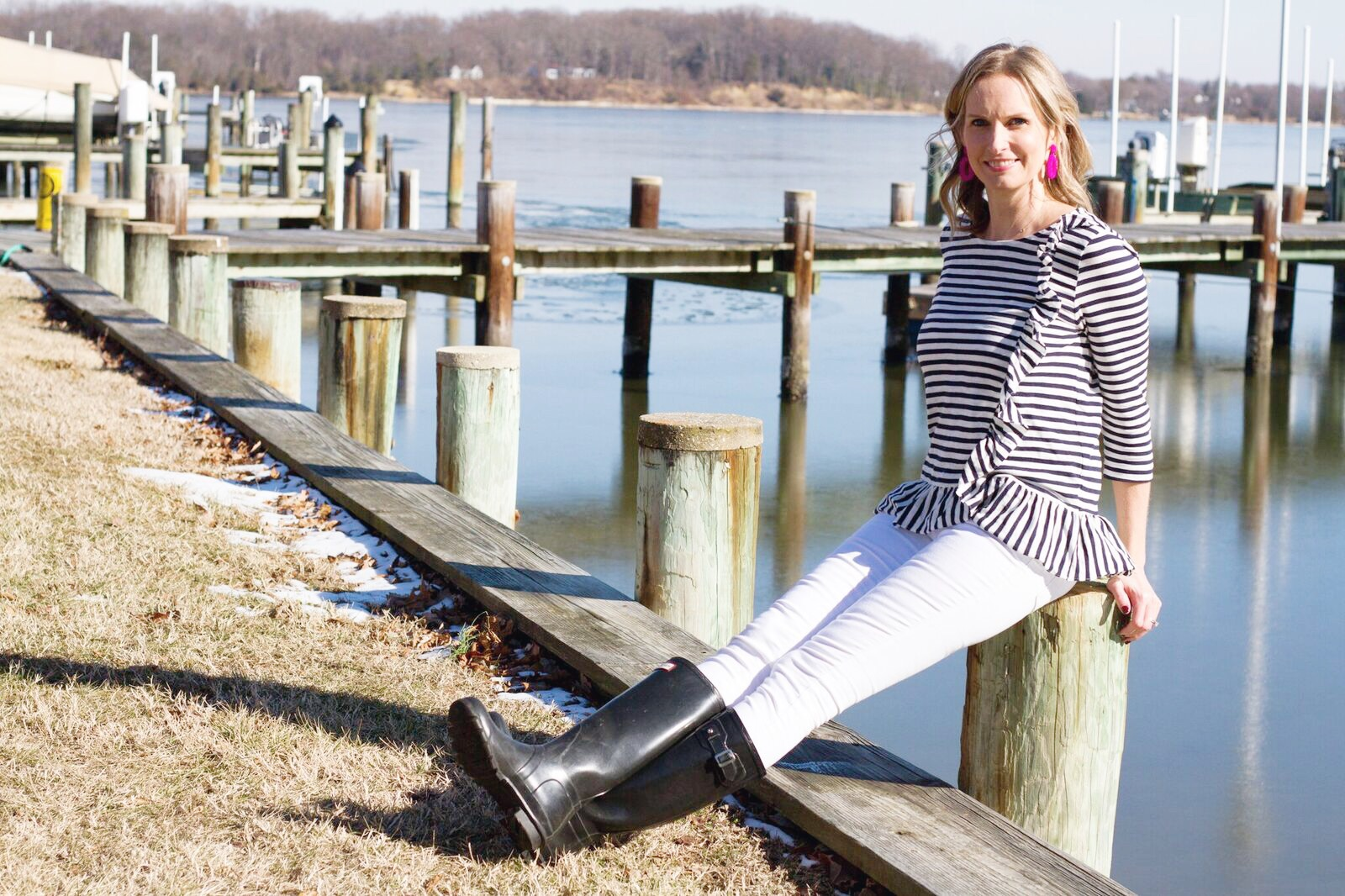 SPRING OUTFIT IDEAS | SPRING FASHION | CASUAL SPRING LOOK