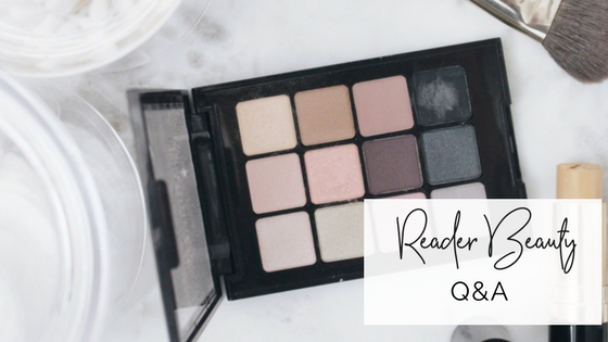 READER BEAUTY Q & A