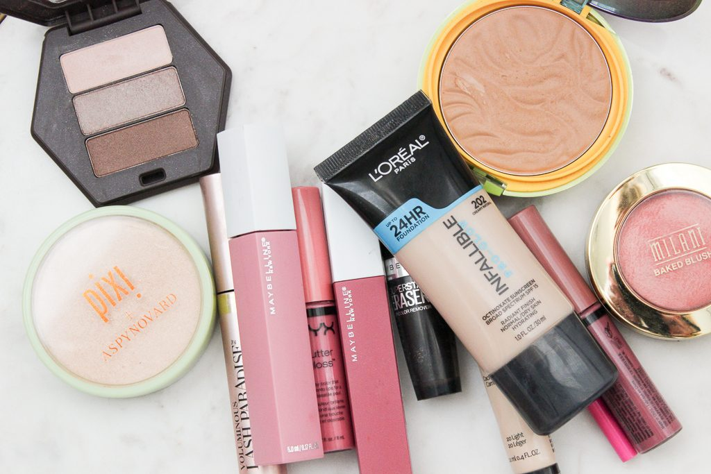 THE BEST DRUGSTORE MAKEUP | CHEAP MAKEUP | DRUGSTORE MAKEUP DUPES | DRUGSTORE FOUNDATION | DRUGSTORE MASCARA | DRUGSTORE MASCARA | THE BEST CHEAP MAKEUP | THE BEST TARGET MAKEUP PRODUCTS