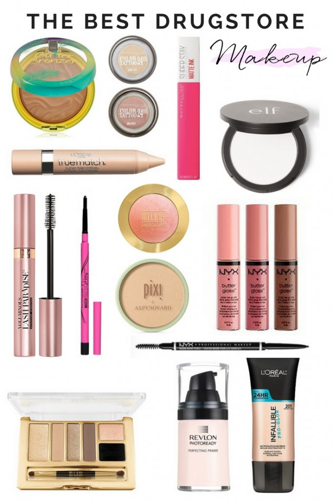 Drugstore Makeup Dupes: THE BEST DRUGSTORE MAKEUP