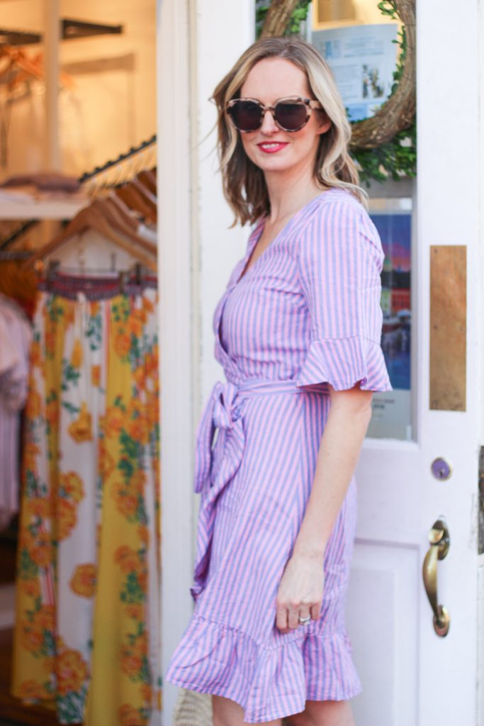 THE PERFECT SPRING DRESS | SPRING OUTFIT IDEAS | MOM OUTFIT IDEAS | SPRING OUTFITS | SPRING DRESSES | SPRING FASHION | SPRING FASHION IDEAS