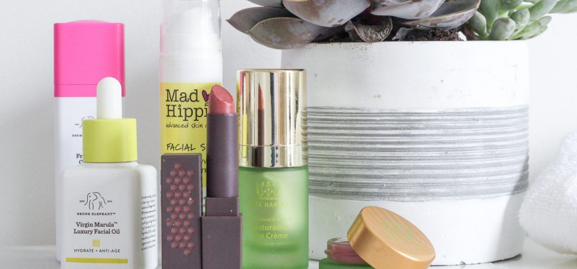 My Favorite Green Beauty Products