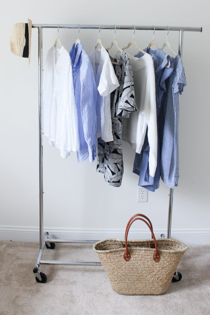 HOW TO DECLUTTER YOUR CLOSET IN 8 SIMPLE STEPS | I am sharing my best tips to purge your closet and maximize your wardrobe once and for all. CLOSET PURGE | CLEAN OUT YOUR CLOSET | HOW TO | CLEANING OUT YOUR CLOSET TIPS | CLOSET PURGE | HOME ORGANIZING IDEAS | DECLUTTER | THE BEST WAY TO PURGE YOUR CLOSET | CLOTHES | SPRING WARDROBE REFRESH | THE TOP 8 TIPS TO CLEAN AND PURGE YOUR CLOSET ONCE AND FOR ALL | #closetpurge #cleanyourcloset #thebeautyblotter #homeorganizing #declutter #purge