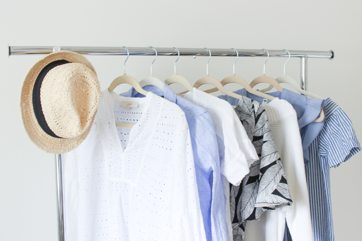 HOT TO DECLUTTER YOUR CLOSET IN 8 SIMPLE STEPS |I am sharing my best tips to purge your closet and maximize your wardrobe once and for all. CLOSET PURGE | CLEAN OUT YOUR CLOSET | HOW TO | CLEANING OUT YOUR CLOSET TIPS | CLOSET PURGE | HOME ORGANIZING IDEAS | DECLUTTER | THE BEST WAY TO PURGE YOUR CLOSET | CLOTHES | SPRING WARDROBE REFRESH | THE TOP 8 TIPS TO CLEAN AND PURGE YOUR CLOSET ONCE AND FOR ALL | #closetpurge #cleanyourcloset #thebeautyblotter #homeorganizing #declutter #purge