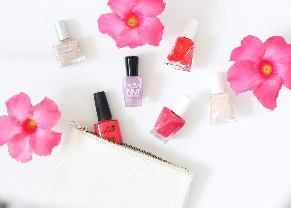 Summer Nail Polish Ideas The Best Shades To Try If You Bright Nails Glamour