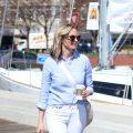 A SUMMER STAPLE - THE LINEN SHIRT   summer, linen, shirt, versatile, outfit, women's, travel, beach, every day, mom outfit ideas, modest
