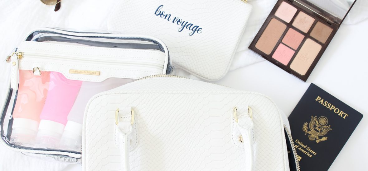 The Best Beauty Products & Tips for Travel
