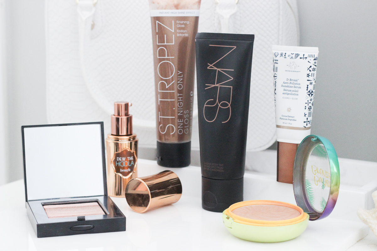 TOP 10 BRONZERS FOR FACE AND BODY