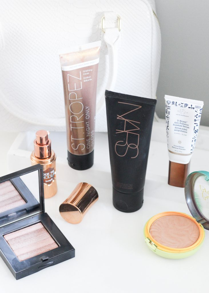 THE TOP 10 BRONZERS FOR FACE & BODY | I am sharing the top 10 bronzers for face and body, including some drugstore & clean options, as well as the perfect choices for us paler gals | DRUGSTORE BRONZER, BRONZER FOR PALE SKIN, TUTORIAL, HOW TO APPLY, POWDER, LIQUID, MATTE, SHIMMER,