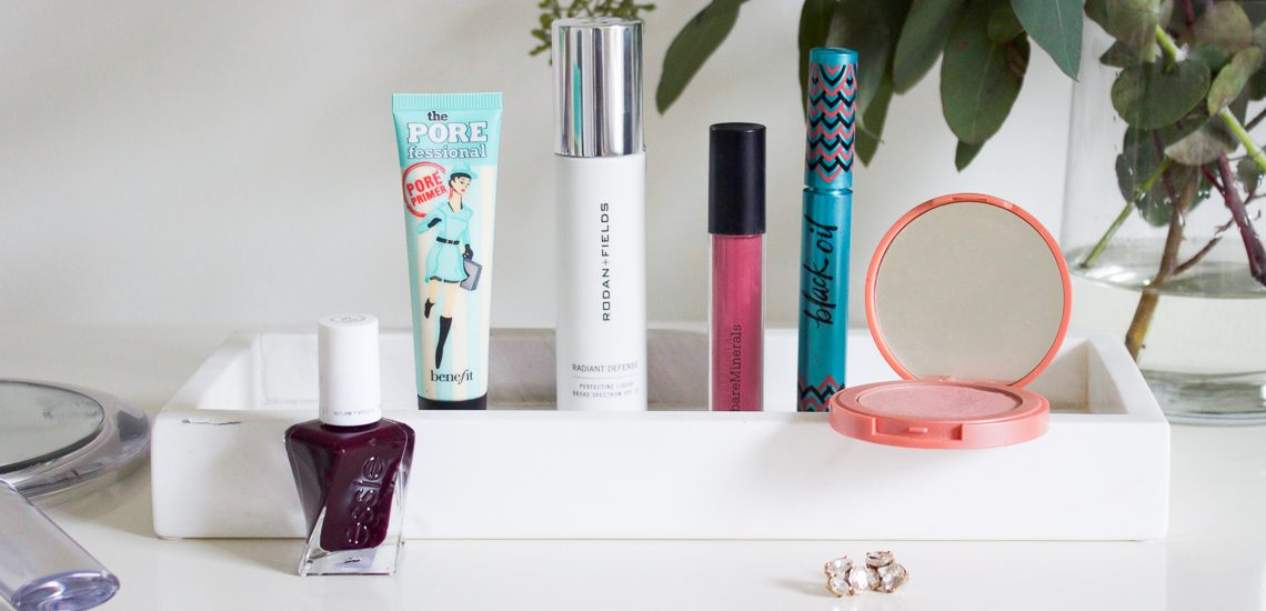 Top 7 Favorite Fall Makeup Products