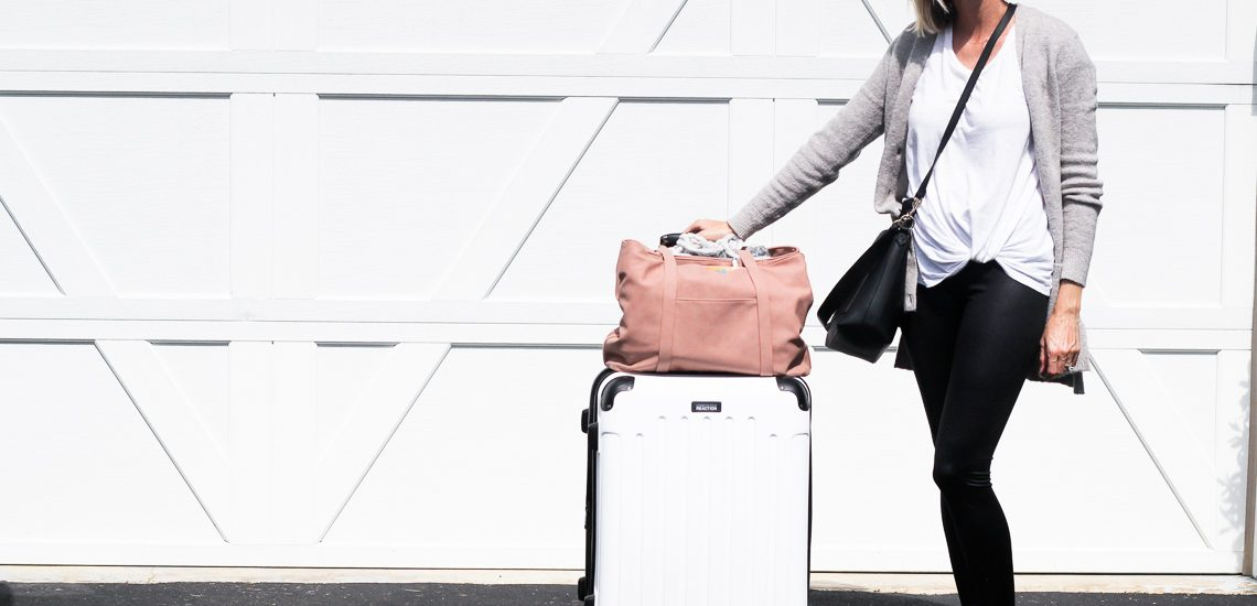 The Best Travel Outfit for Long Flights
