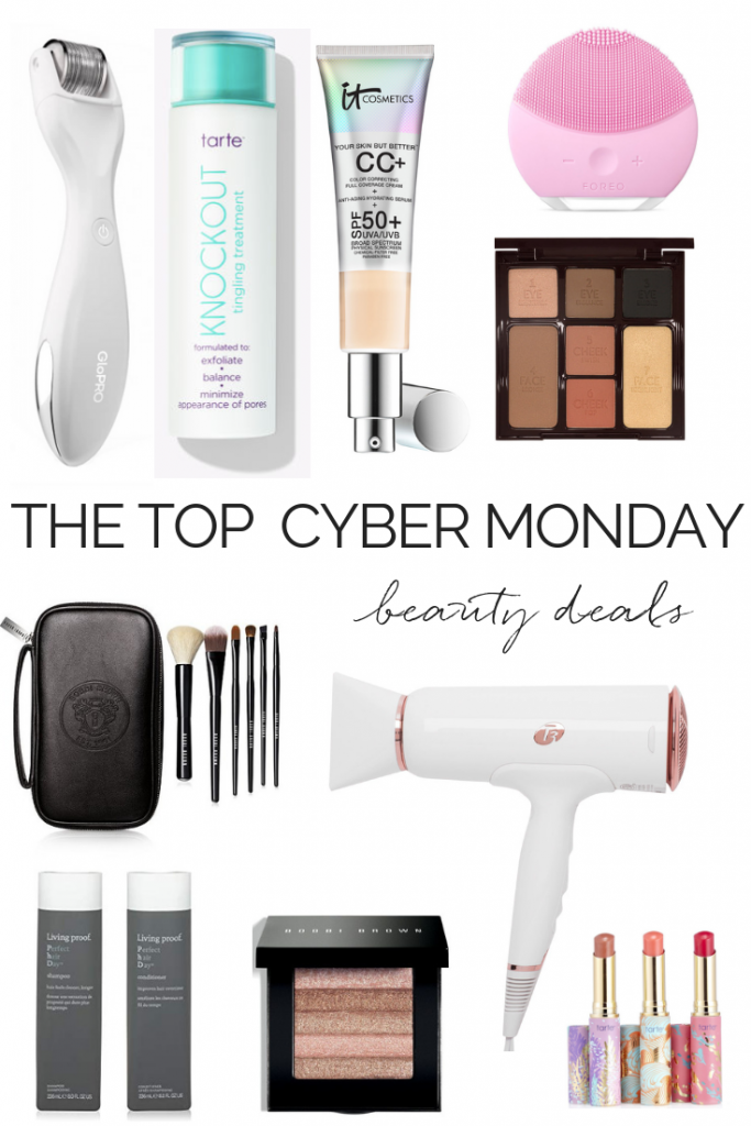 THE TOP CYBER MONDAY BEAUTY DEALS   #cybermonday #giftguide #beauty