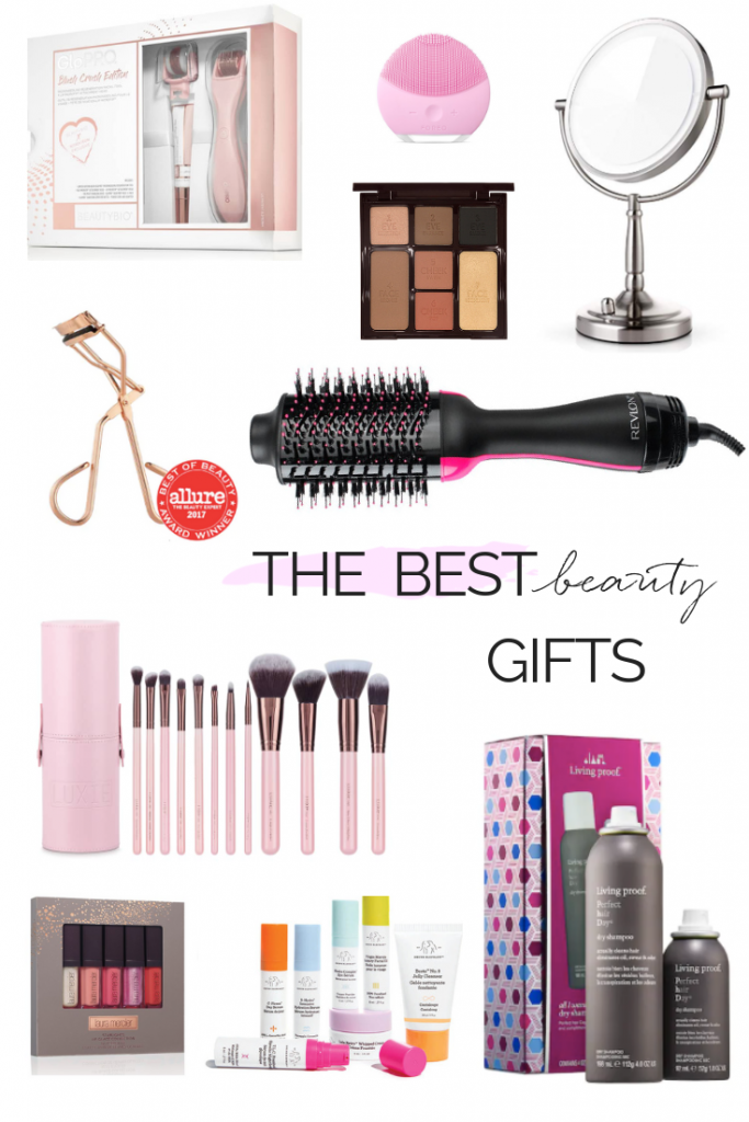 THE BEST BEAUTY GIFTS & STOCKING STUFFERS   The perfect gift ideas for the beauty lovers in your life, including some fabulous stocking stuffers. #giftguide #beautygifts #giftidea #stockingstuffers