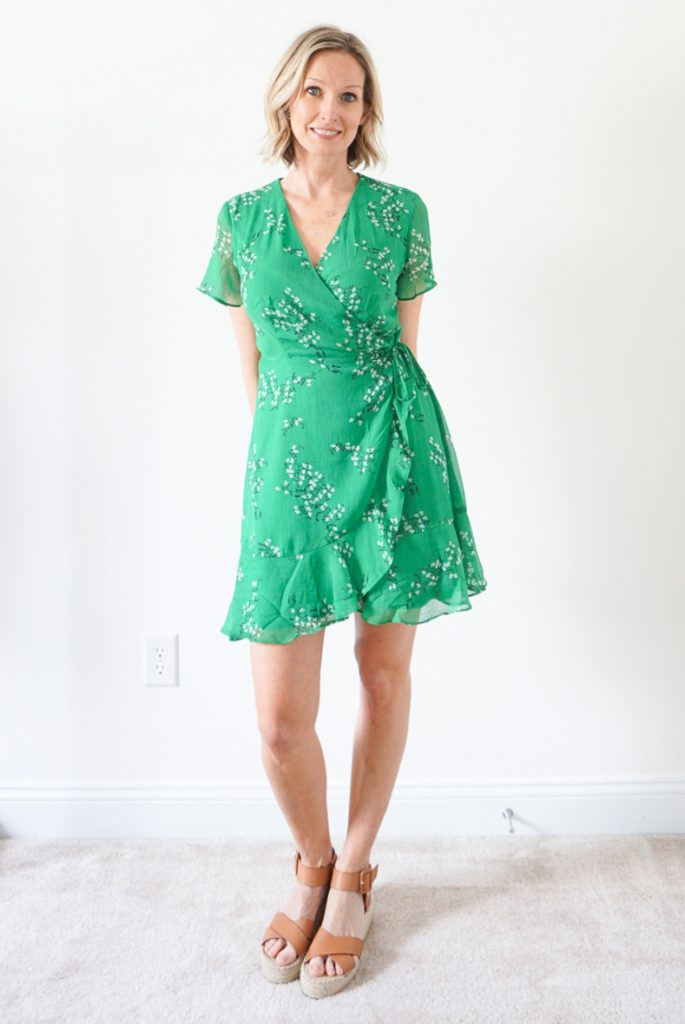 AFFORDABLE SPRING DRESSES | Today on the blog, I am sharing some cute and affordable spring dresses and a few different ways to style them. Dresses are an instant outfit. Add shoes and a couple of accessories and you are done. Happy Spring!  #springdresses #easterdresses #affordable #outfitideas #springoutfits #over40 #over40style #fashionover40 #styleover40 #momoutfits