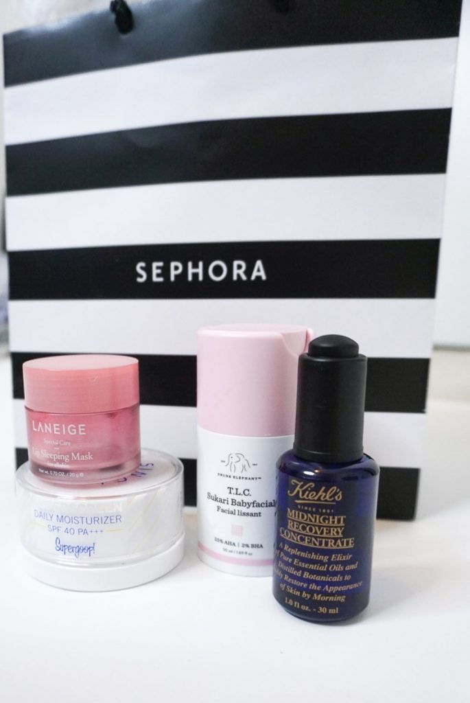 MY PICKS FROM THE SEPHORA SPRING SALE | I  am sharing my top picks from the Sephora Rouge VIB sale, ranging from skincare, to makeup to hair products. Now is the time to stock up and save. #sephorahaul #sephorasale #vibrougesale #spehorapicks