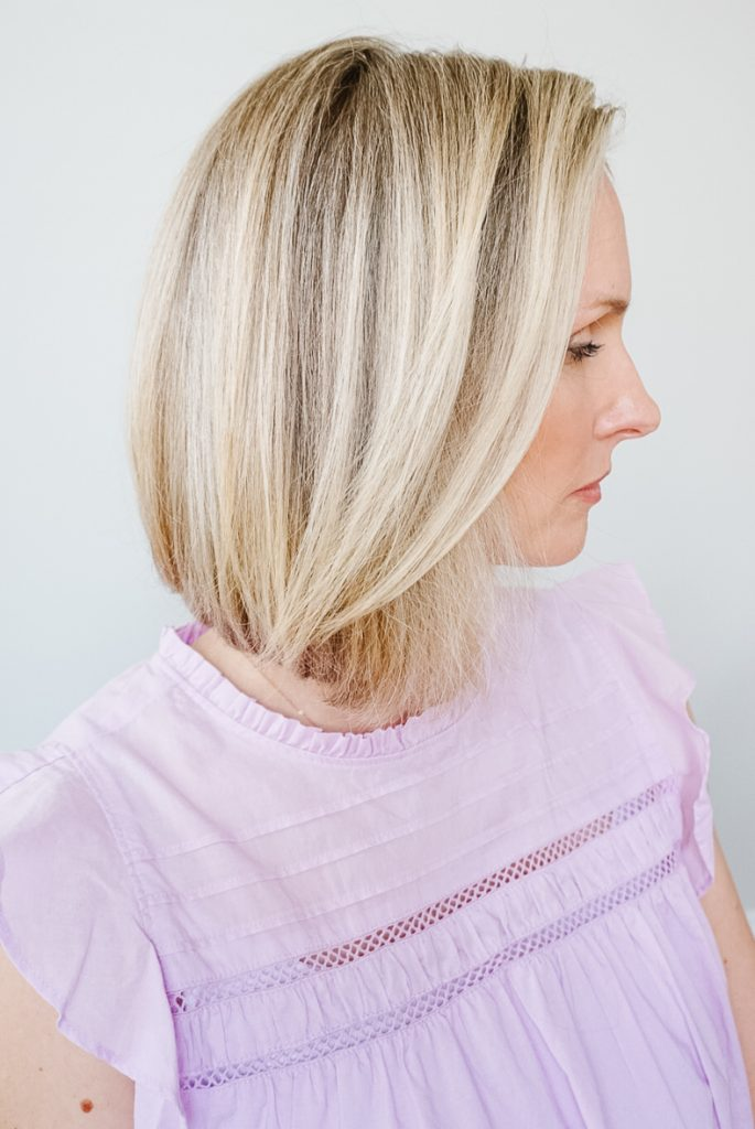 HOW TO GET A PERFECT SALON BLOWOUT AT HOME | I am sharing my biggest secret for healthy hair and my best tools and tips for achieving a perfect salon blowout at home. #blowouttips #diyblowout #blowout #hairmask #hairtips