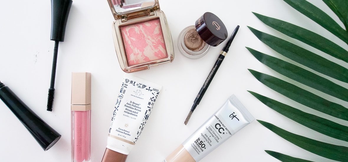MY EASY SUMMER MAKEUP ROUTINE