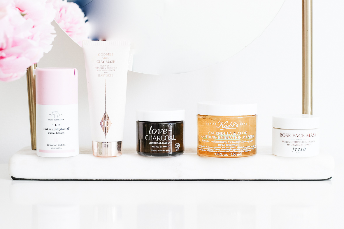 THE BEST FACE MASKS | I am sharing a bit more about masking in today's blog post, including the best face masks I have tried, including hydrating, deep cleansing & exfoliating. #multimasking #facemasks #hydratingmask #exfoliating mask #deepcleansing #skincare #beauty #products