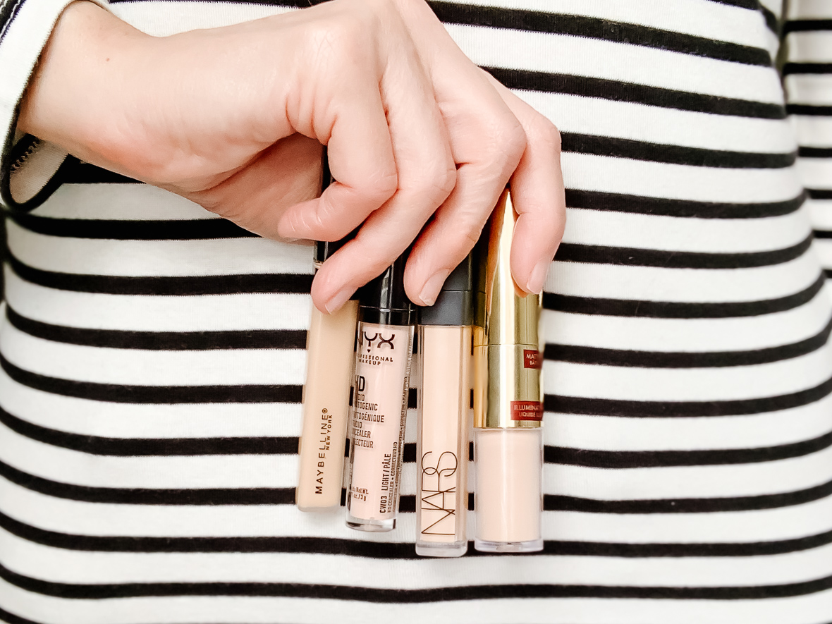 HOW TO APPLY CONCEALER THE RIGHT WAY | I am sharing my favorite concealer products and 5 common mistakes that can make your concealer look worse.