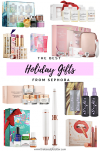 I am sharing the best holiday gifts from Sephora on the blog today. I share all of my Sephora must-haves from the sale. Get 15% off everything with code HOLIDAYSAVE through Monday! Shop my favorites here: