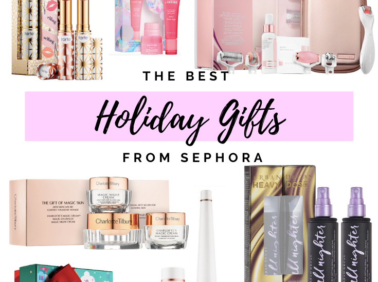 THE BEST HOLIDAY BEAUTY GIFTS FROM SEPHORA