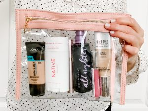 My Holy Grail Beauty Products I buy over and over again | I am sharing the best beauty products I have on repeat in my beauty routine that I purchase over and over again. #drugstorebeauty #holygrailmakeup #holygrailbeauty