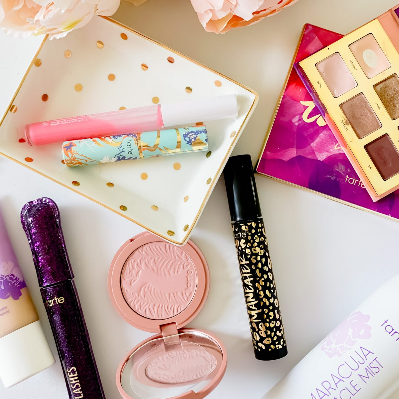 TARTE MAKEUP FAVORITES