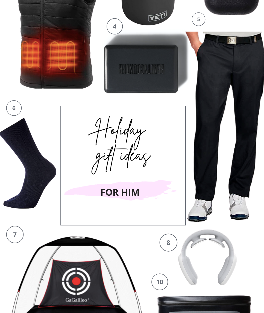 THE BEST GIFT IDEAS FOR HIM 2020