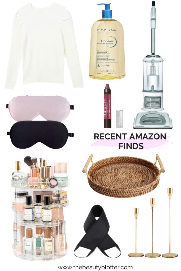 AMAZING AMAZON FINDS TO MAKE YOUR LIFE EASIER & PRETTIER