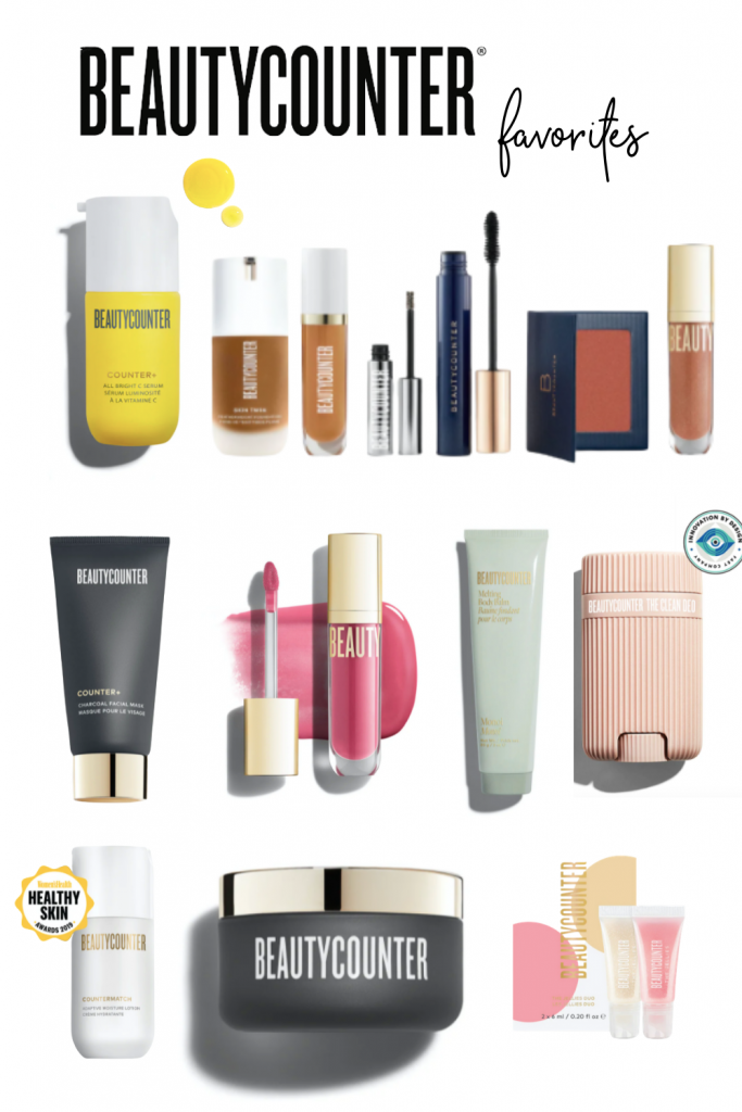 MY FAVORITE BEAUTYCOUNTER PRODUCTS | Just in time for the sale, I am sharing some of my favorite Beautycounter products.
